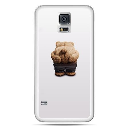 Galaxy S5 Neo etui miś Paddington