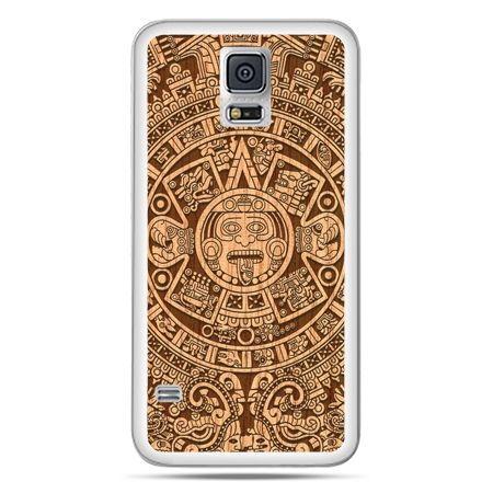 Galaxy S5 Neo etui Kalendarz Majów