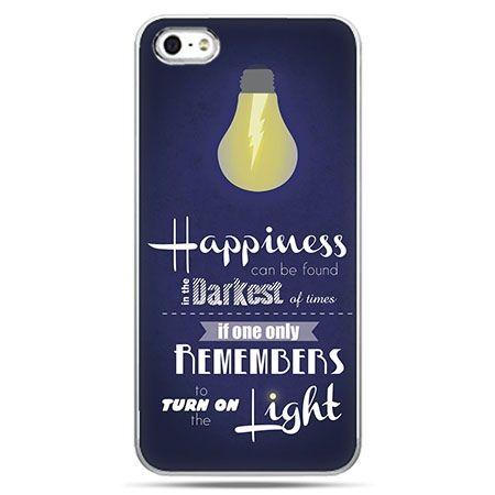 Etui na telefon Happines can be... Harry Potter.