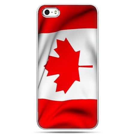 Etui na telefon flaga Kanady.