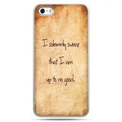 Etui na telefon I solemny swear...