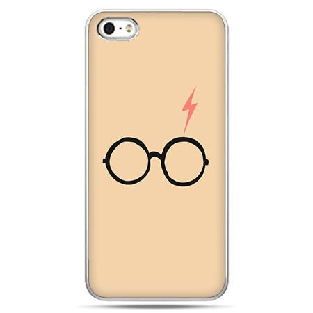 Etui na telefon Harry Potter okulary.