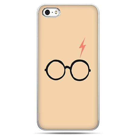 Etui na telefon Harry Potter okulary.