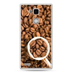 Etui na Huawei Mate 7 kubek z kawą