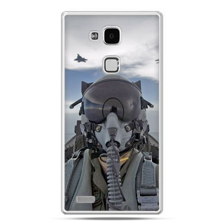 Etui na Huawei Mate 7 pilot myśliwca