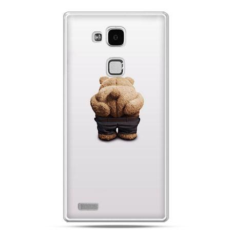 Etui na Huawei Mate 7 miś Paddington