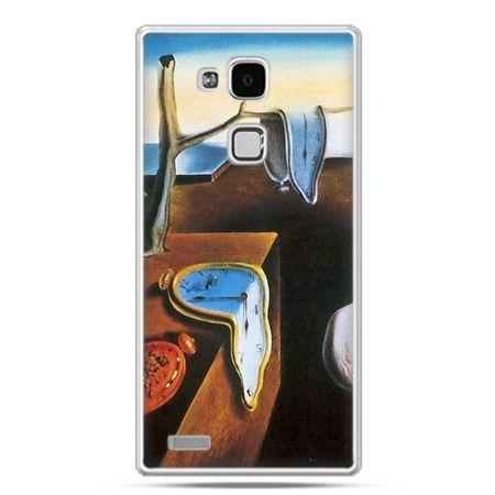 Etui na Huawei Mate 7 zegary S.Dali