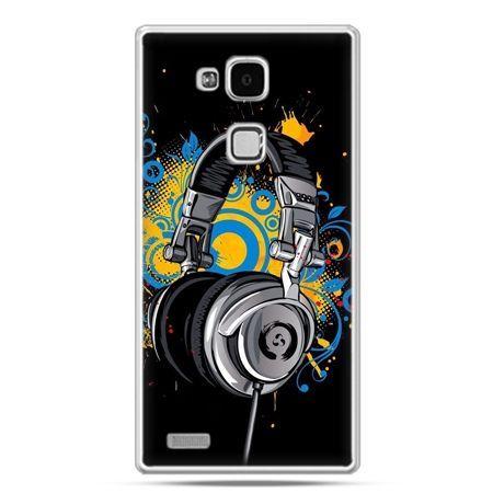 Etui na Huawei Mate 7 słuchawki