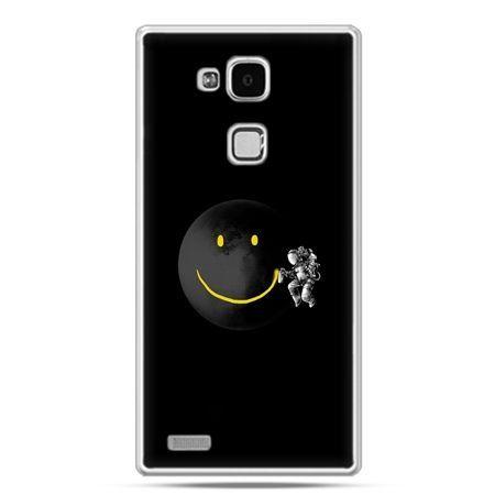 Etui na Huawei Mate 7 uśmiechnięta planeta