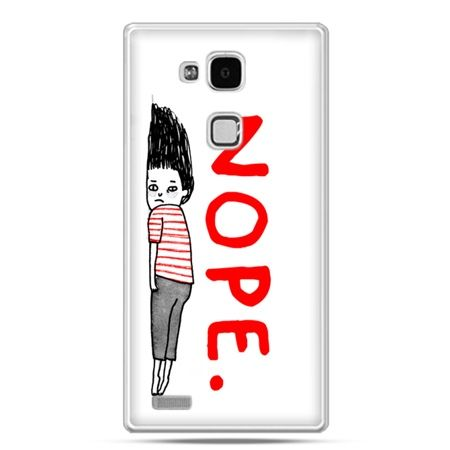 Etui na Huawei Mate 7 Nope