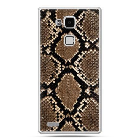Etui na Huawei Mate 7 wąż boa