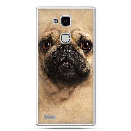 Etui na Huawei Mate 7 pies szczeniak Face 3d