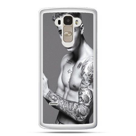 Etui na LG G4 Stylus Justin Bieber w tatuażach