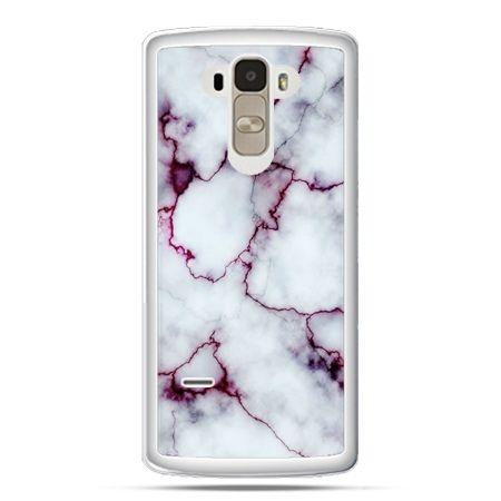 Etui na LG G4 Stylus różowy marmur