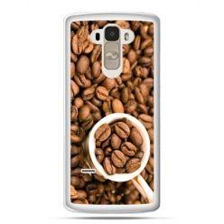 Etui na LG G4 Stylus kubek z kawą