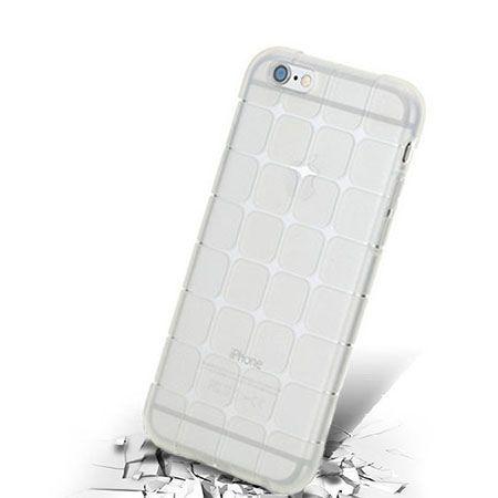 iPhone 6 Plus CubeProtect etui silikonowe przezroczyste. PROMOCJA!!!