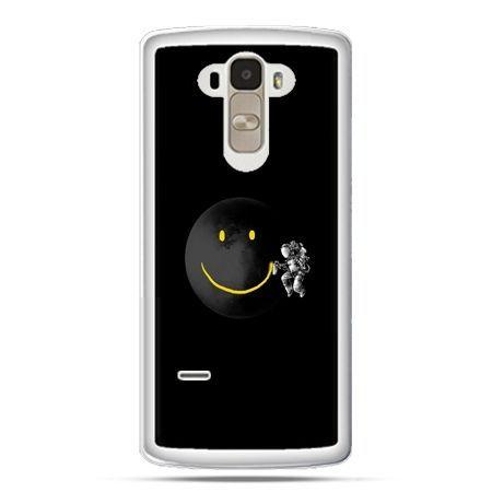 Etui na LG G4 Stylus uśmiechnięta planeta