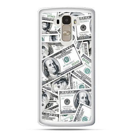 Etui na LG G4 Stylus dolary banknoty