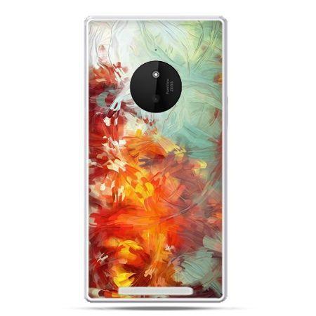 Etui na Lumia 830 kolorowy obraz
