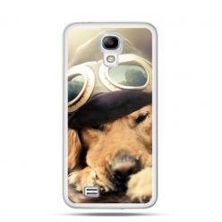 Etui szczeniak Samsung S4 mini