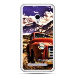Zenfone 5 etui retro pick-up