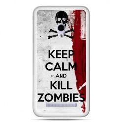Zenfone 5 etui Keep Calm and Kill Zombies
