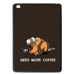 Etui na iPad Air case kawa need more