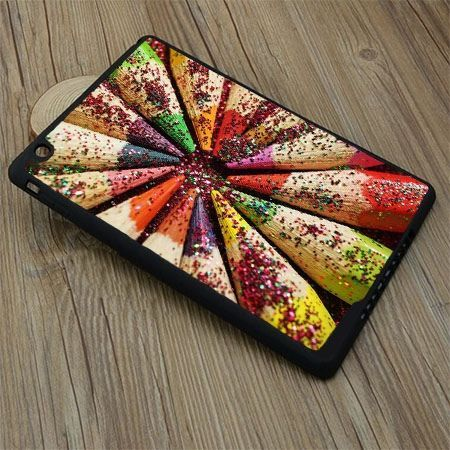 Etui na iPad Air 2 case kolorowe kredki