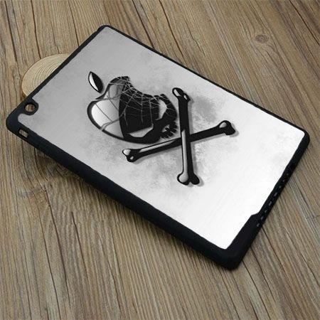 Etui na iPad Air 2 case Logo apple czaszka