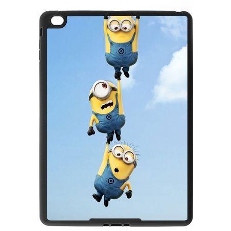 Etui na iPad Air 2 case spadające minionki