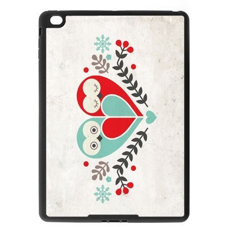 Etui na iPad Air 2 case sowy wycinanka