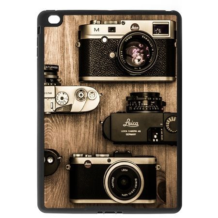 Etui na iPad Air 2 case aparaty retro