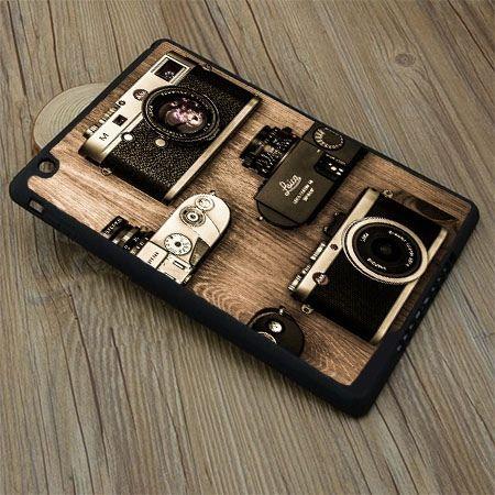 Etui na iPad Air 2 case aparaty retro
