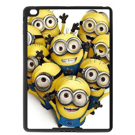 Etui na iPad Air 2 case minionki grupa