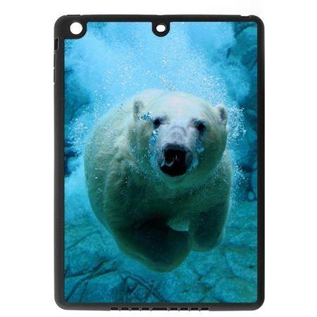 Etui na iPad mini case nurkujący niedzwiedz