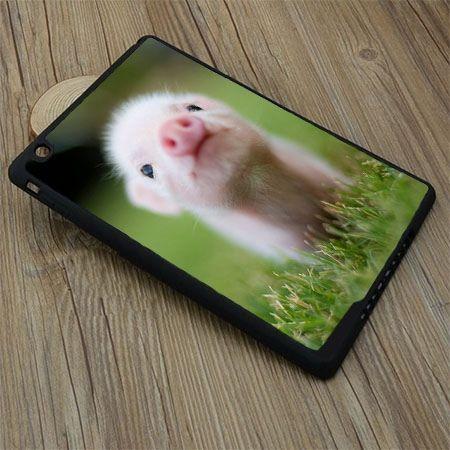 Etui na iPad mini case świnka