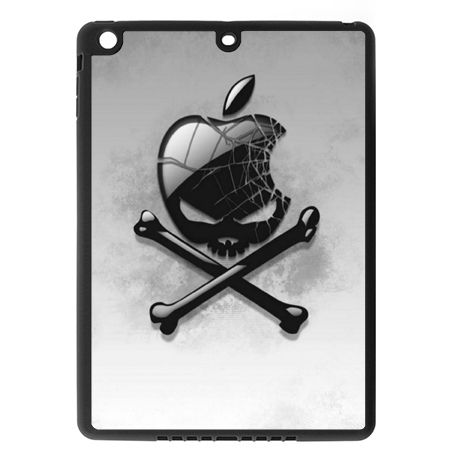 Etui na iPad mini case Logo apple czaszka