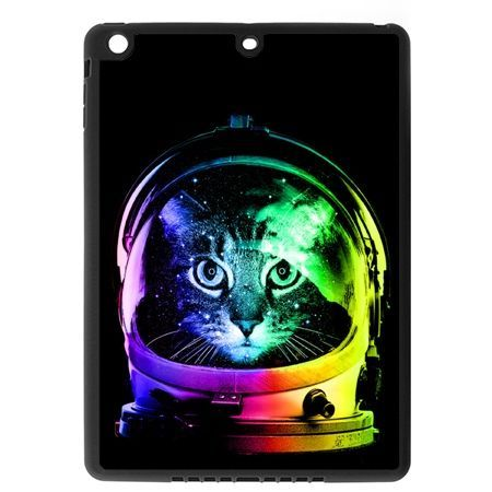 Etui na iPad mini case kot astronauta