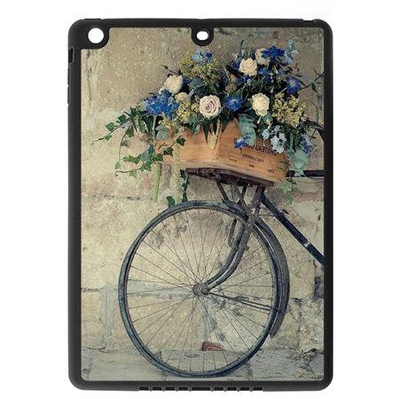 Etui na iPad mini 2 case rower z kwiatami