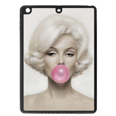 Etui na iPad mini 3 case Monroe z gumą balonową