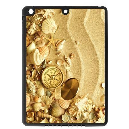 Etui na iPad mini 3 case kompas na plaży