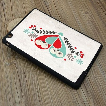 Etui na iPad mini 3 case sowy wycinanka