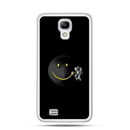Etui wesoła planeta Samsung S4 mini