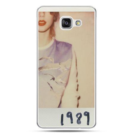 Galaxy A5 (2016) A510, etui na telefon Taylor Swift 1989