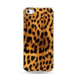 Etui centki geparda iPhone 5 , 5s - panterka