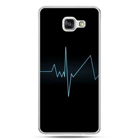 Galaxy A5 (2016) A510, etui na telefon linia życia