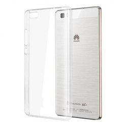 Etui na Huawei P8 Lite silikonowe Slim przezroczyste crystal case.
