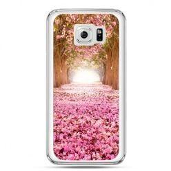 Etui na telefon Galaxy S7 spacer po parku