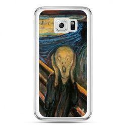Etui na telefon Galaxy S7 Krzyk Munka