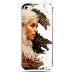 iPhone SE etui na telefon Gra o Tron Daenerys Targaryen